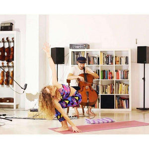 Dynamic Yoga Flow & Live Music 60 Min Video For Home Practice by YO-MU , Video Download  - Life By Equipe