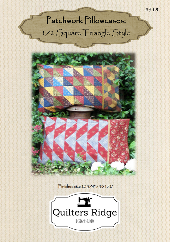 Patchwork Pillowcases Patterns