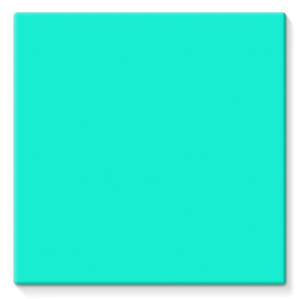 bright-turquoise-color-stretched-canvas-