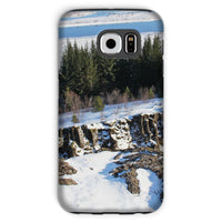 Ice Frozen On Rocky Mountain Phone Case Galaxy S6 / Tough Gloss & Tablet Cases