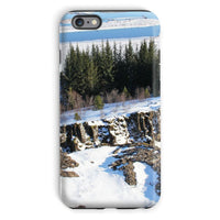 Ice Frozen On Rocky Mountain Phone Case Iphone 6S Plus / Tough Gloss & Tablet Cases