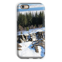 Ice Frozen On Rocky Mountain Phone Case Iphone 6S / Tough Gloss & Tablet Cases