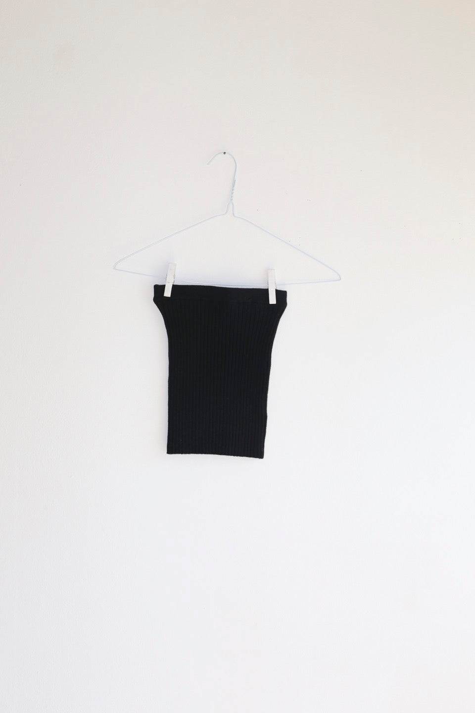NONNA Tube Top in Onyx