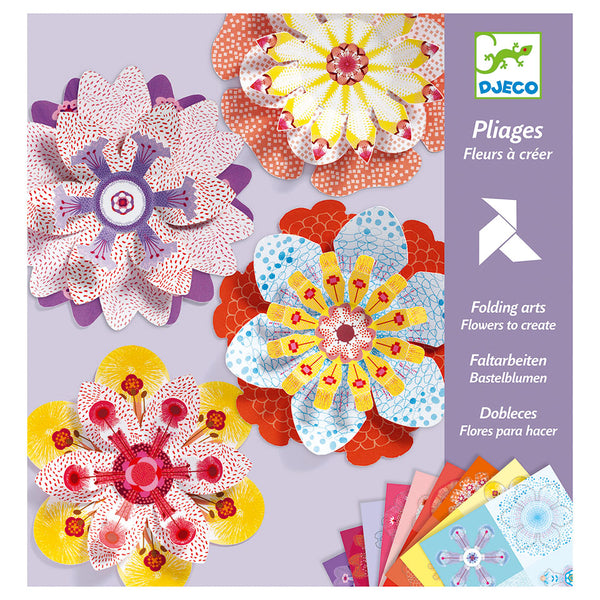 Djeco Pliages | Folding Flowers