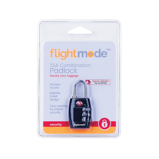 Flight Mode TSA 3 Combination Lock FM0022