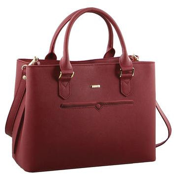 Morrissey Italian Structured Leather Handbag MO2362