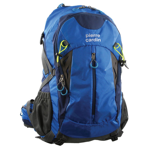 Pierre Cardin Adventure Nylon Laptop Backpack PC2131 - Blue