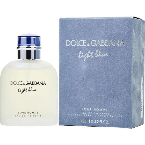 D&G Light Blue Cologne for Men by Dolce & Gabbana