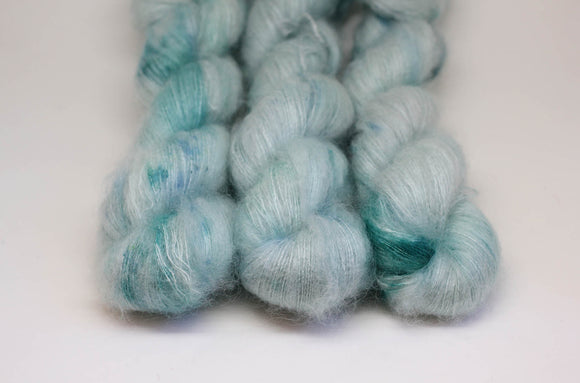Favourite Ice Cream - Mohair Silk - Laceweight