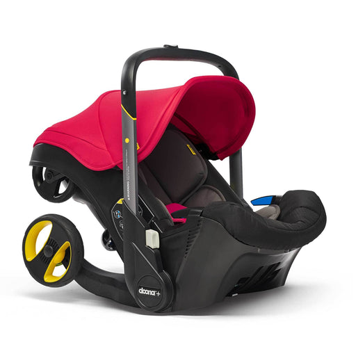 doona infant car seat all new 2019 collection flame red
