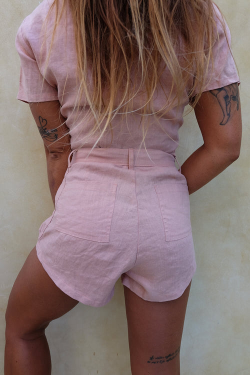 The Aloha Shorts - PINK