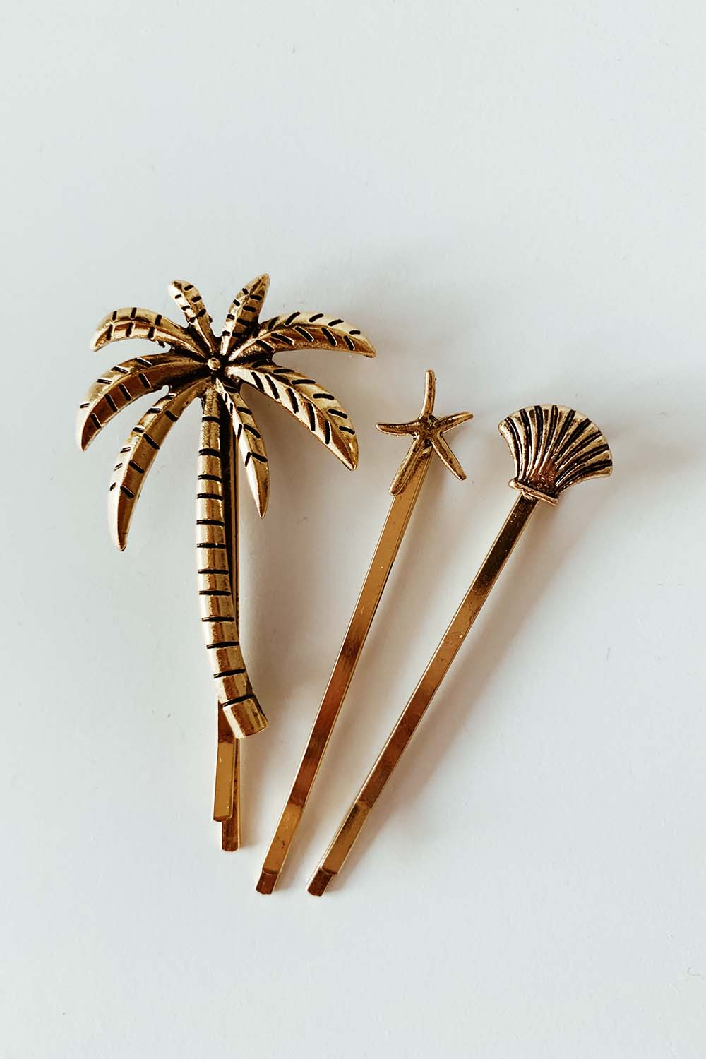 Sun & Salt Hair Pins