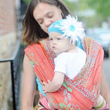 Wrapsody Breeze Haumea-Woven Wrap-Wrapsody- Little Zen One US Babywearing baby carriers