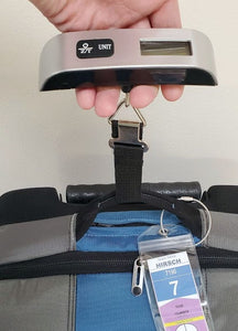 Compact Digital Luggage Scale-CruiseHabit