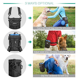 Dog Walking Bag