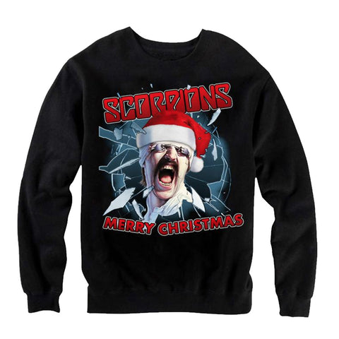 Blackout Christmas Crewneck Sweatshirt