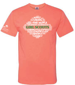 WORDLE PUFF T-SHIRT - 7983
