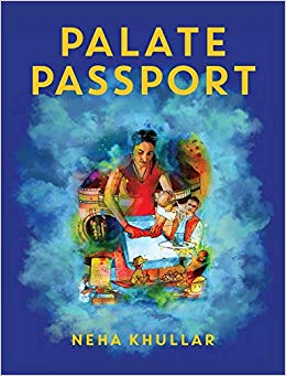 Books 'Palate Passport'