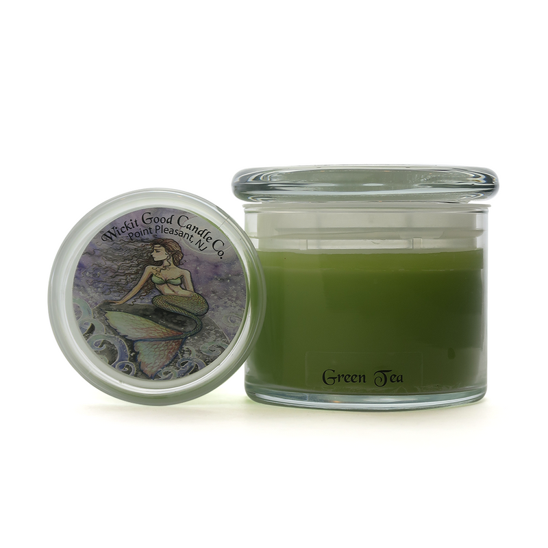 Triple Scented Candles - Green Tea