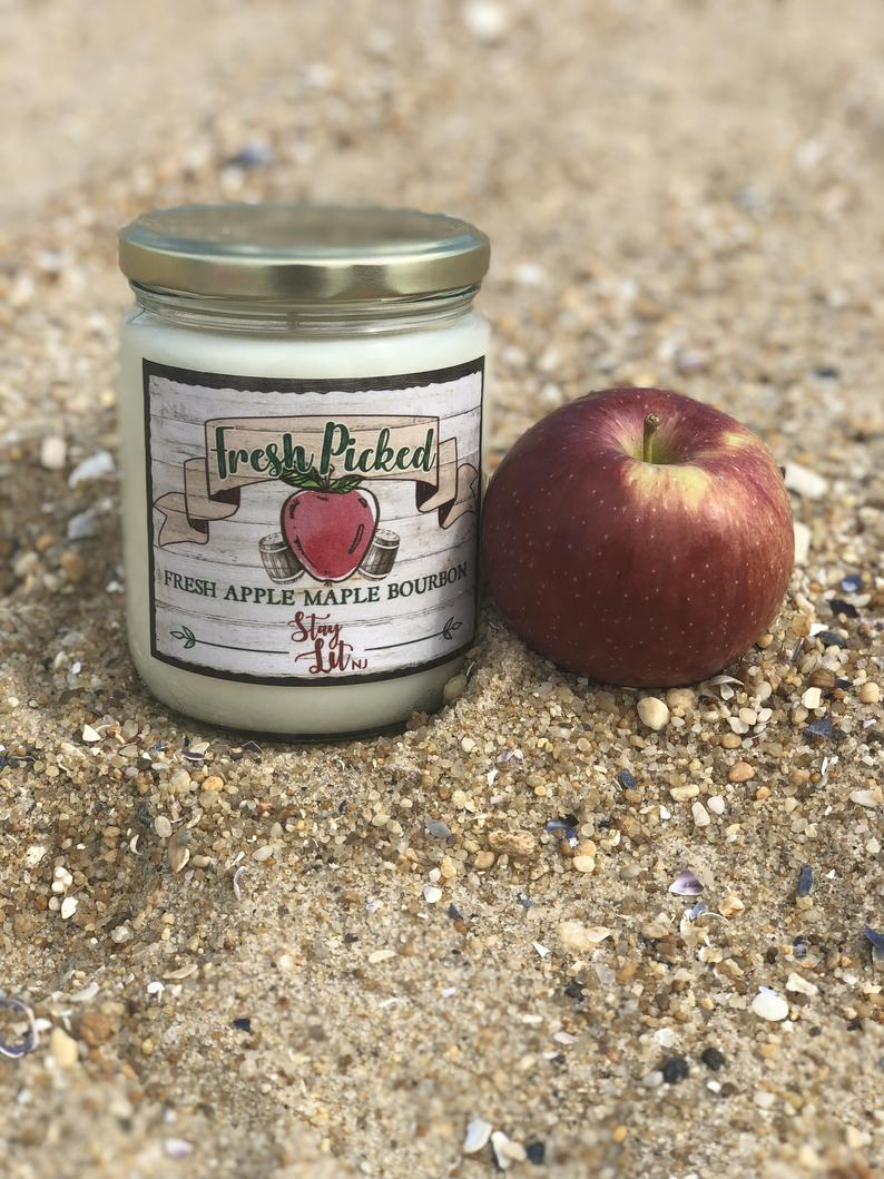 'Fresh Picked' Soy Wax Candle