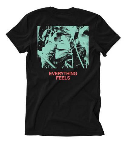 Everything Feels Black Tee