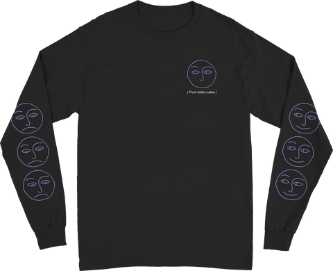 Emotions Black Long Sleeve