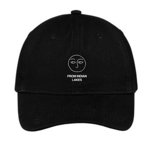 Blank Face Dad Hat