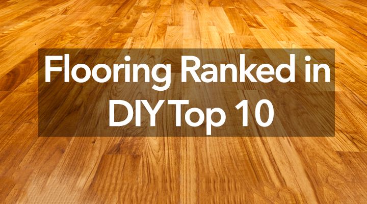 Flooring Ranked in Top 10 DIY Home Improvements for Home Sellers