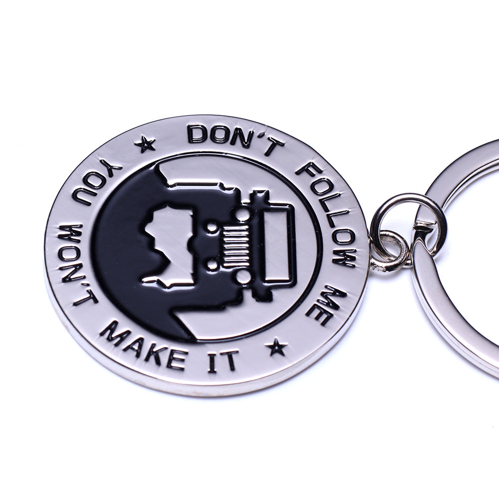 OFF-ROAD KEY RING