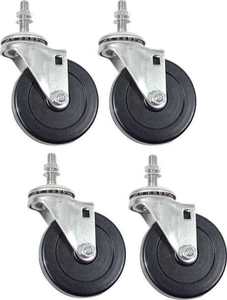 Allstar Wheel Kit - 3-inch Standard Duty