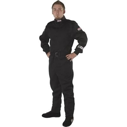 G-Force GF125 Race Suit - Black