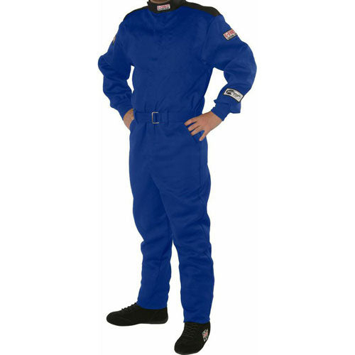 G-Force GF145 Race Suit - Blue