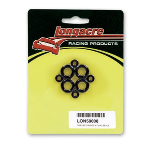 Longacre TIRELIEF™ Replacement O-Rings & Quad Seals