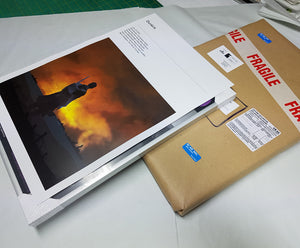 shipping art poster prints state of art