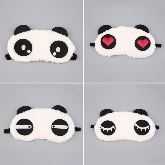 Ultra Soft Panda Sleeping Masks - 9figures, Sleep & Snoring, Elizabeth's Wonder Store, 9figures