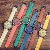 Vintage leather watch - 9figures, Women's Watches, Rui Kai, 9figures