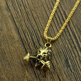 Beast Mode Necklace - 9figures, Pendant Necklaces, zhuojie Store, 9figures