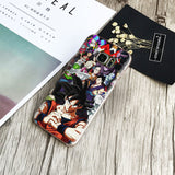 Dragon Ball Super Phone Cases - Samsung - 9figures, Half-wrapped Case, PULCHRAM Store, 9figures