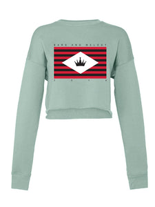 Flag - Crop Sweat