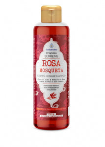 CHAMPU ROSA MOSQUETA SUPREME 200 ML ESSENTIAL AROMS