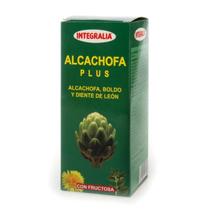 ALCACHOFA PLUS JARABE 250ML INTEGRALIA