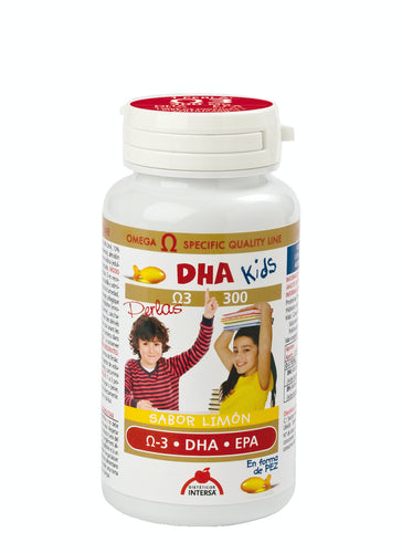 DHA KIDS 90P DIETETICOS INTERSA