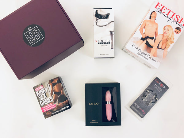 Original Date Night Subscription Box with Lingerie