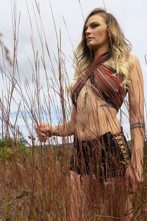 Bohemian Warrior Infinity Top - burningbabeclothingco