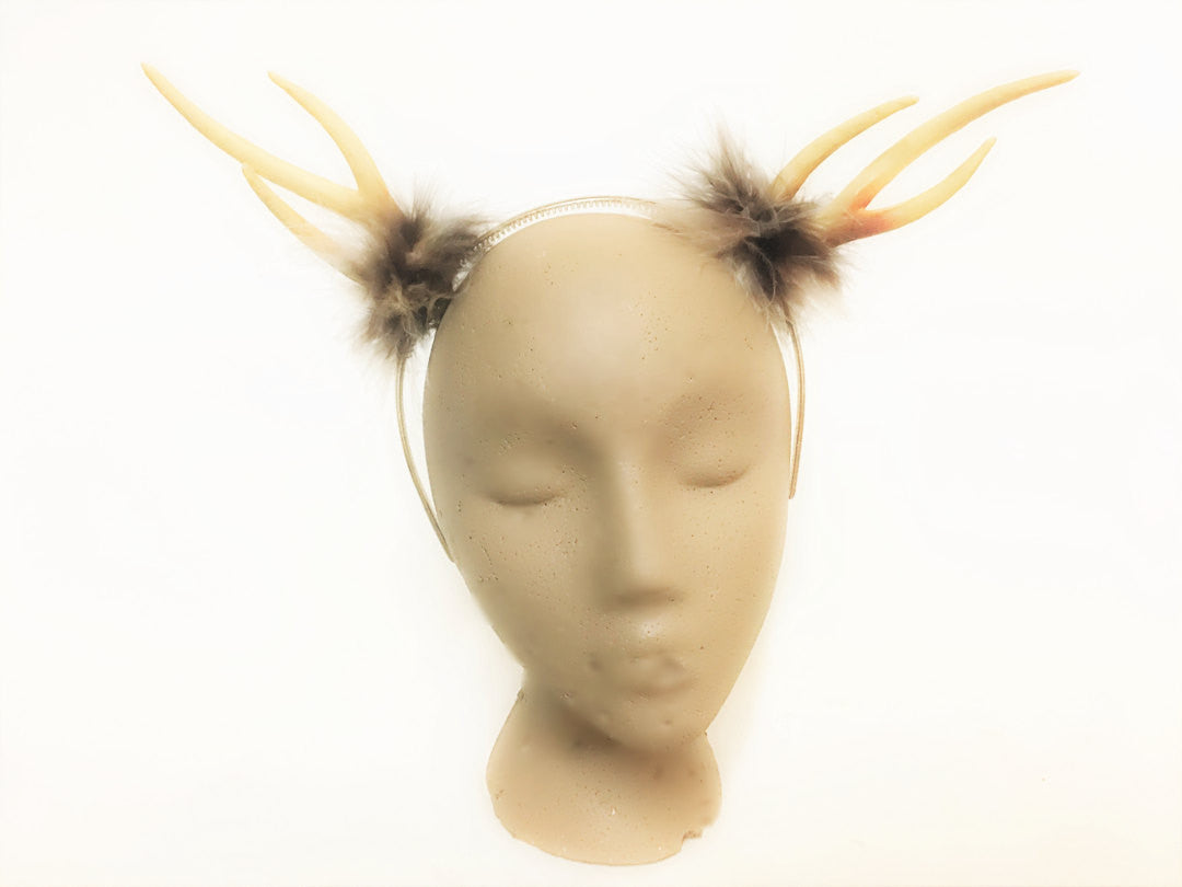 Deer Antlers Costume - burningbabeclothingco