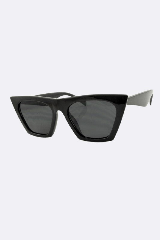 Meeg Pointy Cat Eve Iconic Sunglasses