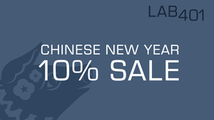 Chinese New Year Sale: 10% Store Wide