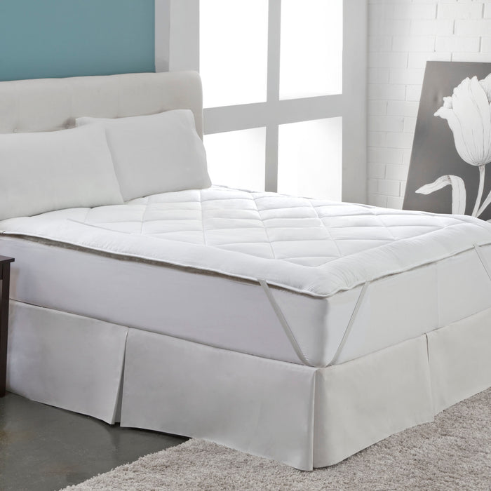 Cool Wool Reversible Mattress Topper