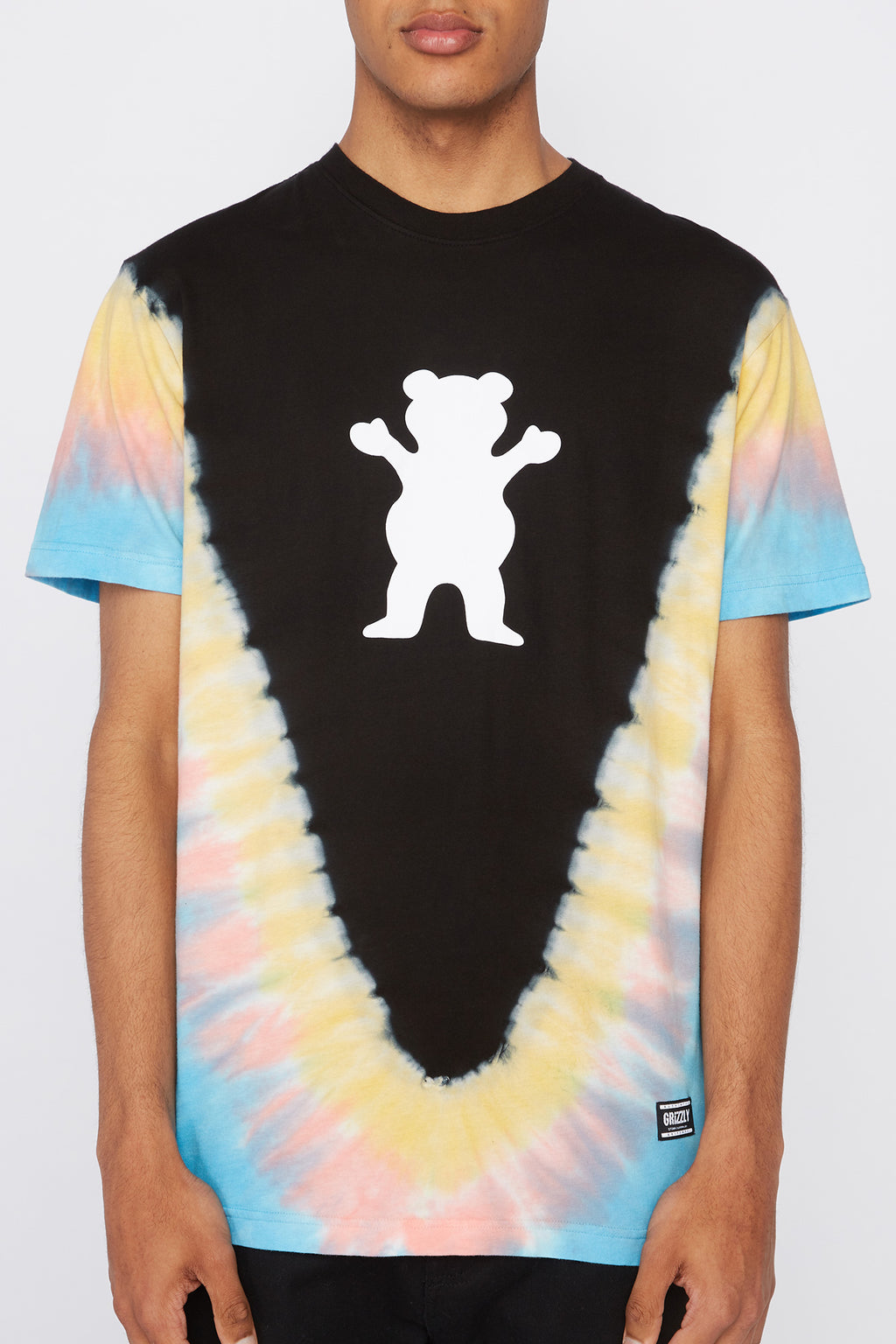 Grizzly Mens Cosmic OG Bear T-Shirt
