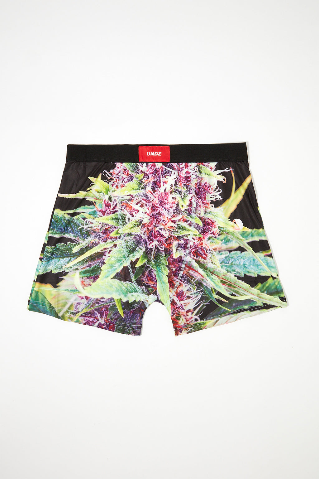 UNDZ Mens Purple Kush Boxer Brief